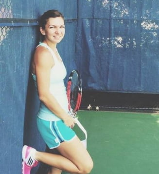Simona Halep, favorita la US Open 2014: Americanii o plaseaza in fata Sharapovei