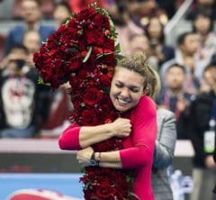Simona Halep, felicitata de nume uriase din tenisul feminin dupa ce a devenit numarul 1 in lume