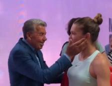 Simona Halep, felicitata de un nume urias al tenisului dupa calificarea in semifinale la Madrid