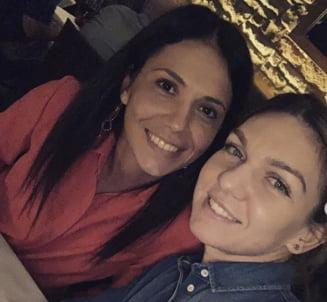 Simona Halep, gata de un moment istoric pentru tenisul romanesc