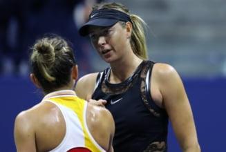 Simona Halep, ignorata de organizatorii de la Australian Open: Sharapova a fost invitata la tragerea la sorti