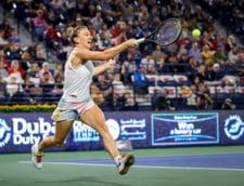Simona Halep, impresionata de adversara din finala de la Dubai: E incredibil cum a jucat