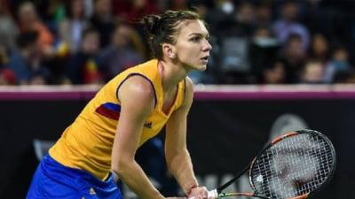 Simona Halep, in cadere in clasamentul WTA: A pierdut locul 3 - oficial