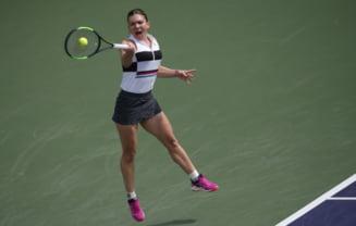Simona Halep, in clasamentul WTA: Ce trebuie sa se intample la Indian Wells pentru a evita o cadere abrupta