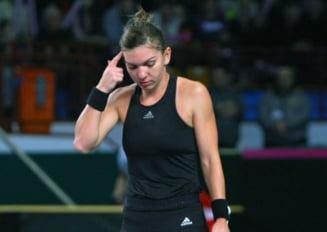 Simona Halep, in clasamentul WTA: Pe ce loc poate ajunge dupa eliminarea de la Wuhan