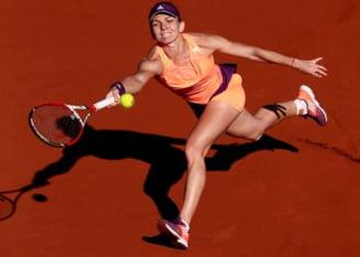 Simona Halep, in clasamentul WTA: cum o depaseste pe Sharapova