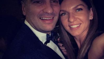 Simona Halep, in culmea fericirii: Da, m-am logodit. Am fost foarte emotionanta. Inelul il port cu mandrie si placere