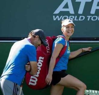 Simona Halep, in fata unei hotarari cruciale: Ce se intampla cu antrenorul Darren Cahill