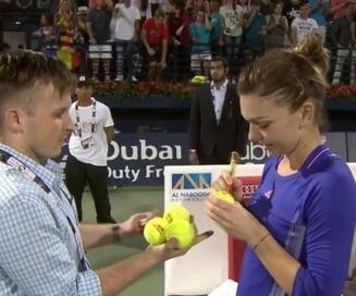 Simona Halep, in finala la Dubai: Iata cand va avea loc meciul