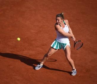 Simona Halep, in finala la Roland Garros: Avancronica meciului cu Jelena Ostapenko