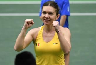 Simona Halep, in optimi la Doha: Iata ora de start a meciului de astazi