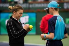 Simona Halep, in optimi la Indian Wells: Miza financiara uriasa a meciului cu Marketa Vondrousova
