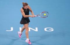 Simona Halep, in optimi la Openul Chinei: Data si orele urmatoarelor meciuri