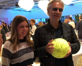 Simona Halep, in optimi la Roma: Iata ora de start a meciului cu Madison Keys