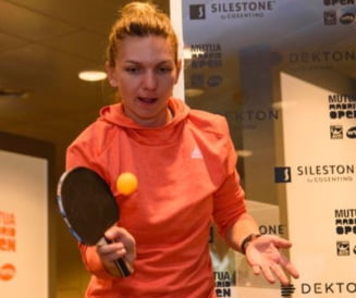 Simona Halep, in primul tur la Madrid: Organizatorii au anuntat ziua si ora meciului