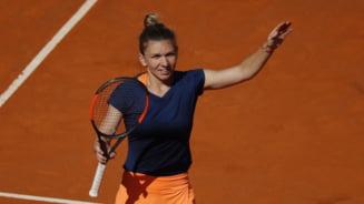 Simona Halep, in semifinale la Madrid: Iata cand va avea loc meciul