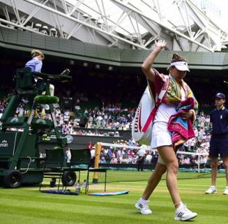 Simona Halep, in semifinale la Wimbledon: Iata cand va avea loc meciul
