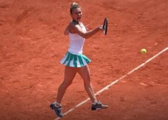 Simona Halep, in sferturi la Roland Garros: Iata ziua si ora la care va avea loc meciul
