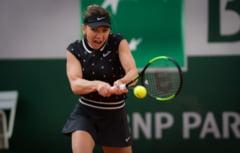 Simona Halep, in sferturile de finala de la Roland Garros: Meciul a fost amanat pentru joi