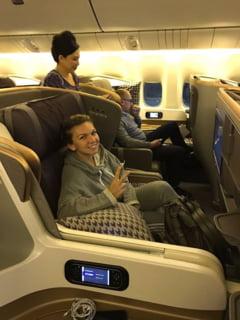 Simona Halep, in topul femeilor de succes din Romania - o alta sportiva intre primele 10