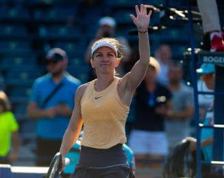 Simona Halep, in turul II la Cincinnati: Iata ora de start a meciului