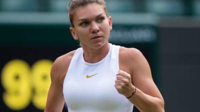 Simona Halep, in turul trei la Wimbledon: Iata cand va avea loc partida