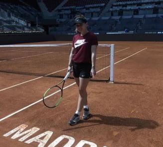 """Simona Halep, inaintea debutului la Madrid: """"E cea mai buna parte a sezonului!"""""""