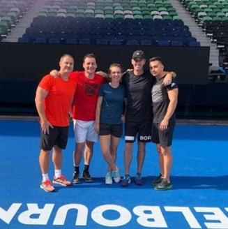 Simona Halep, incantata de noul antrenor: Este un mare plus
