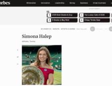 Simona Halep, inclusa de Forbes pe celebra lista 30 sub 30: Ce investitie facuta de tenismena noastra a remarcat publicatia americana