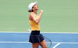 Simona Halep, intrebata daca e impresionata de Bianca Andreescu - raspunsul sportivei noastre