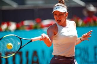 Simona Halep, invinsa de Kiki Bertens in finala de la Madrid