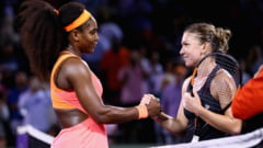 Simona Halep, invinsa de Serena Williams in finala de la Cincinnati