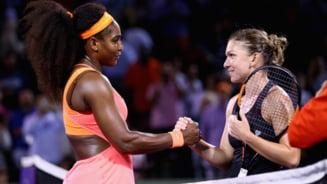 Simona Halep, invinsa de Serena Williams in finala de la Cincinnati