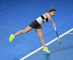 Simona Halep, invinsa dramatic de Serena Williams dupa un meci fabulos