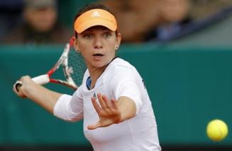 Simona Halep, ironizata de Reuters dupa eliminarea de la Wimbledon
