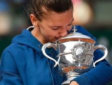 Simona Halep, ironizata in revista Charlie Hebdo dupa victoria de la Roland Garros