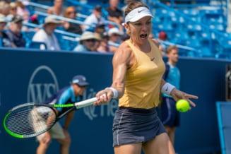 Simona Halep, la Cincinnati: Miza financiara a meciului cu Madison Keys