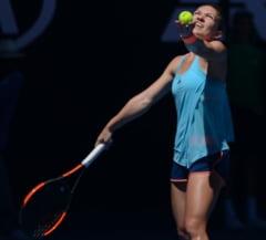 Simona Halep, la Eastbourne: Organizatorii turneului au anuntat cand se va relua meciul din optimi