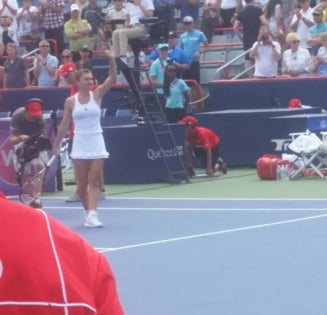 Simona Halep, la Montreal: Organizatorii au anuntat ora de start a meciului din semifinale