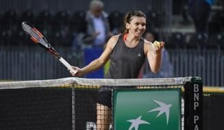 Simona Halep, la Stuttgart: Organizatorii au anuntat ora de start a meciului din optimi