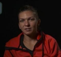 Simona Halep, la Wuhan: Iata ce spune despre meciul din semifinale