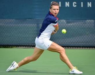 Simona Halep, la Wuhan Open: Noroc urias la tragerea la sorti