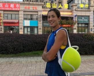 Simona Halep, la un pas de primul loc WTA: Cum comenteaza Garbine Muguruza