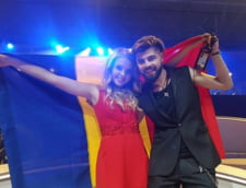 Simona Halep, luata la intrebari de italieni despre... melodia Romaniei la Eurovision!