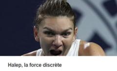 """Simona Halep, luata la puricat de Eurosport inaintea semifinalei dintre Franta si Romania din Fed Cup: """"Exista speranta"""""""