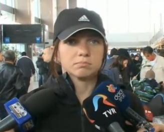 Simona Halep, macinata de probleme medicale inainte de Australian Open: Am crezut ca o sa-mi treaca