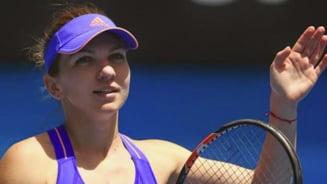 Simona Halep, meci dificil la Australian Open: Ce s-a intamplat cu adversara ei