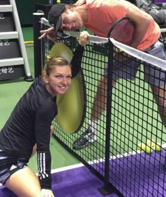 Simona Halep, meci infernal la Dubai: Iata cand va juca impotriva frumoasei Ivanovici