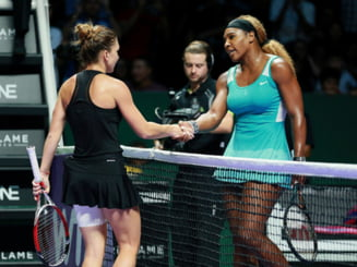 Simona Halep, mesaj catre Serena Williams