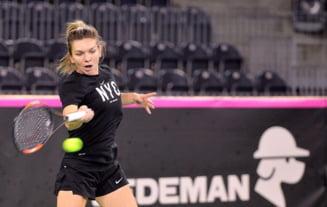 Simona Halep, multumita de tabloul de la Roland Garros: Toata lumea e aici, turneul e complet